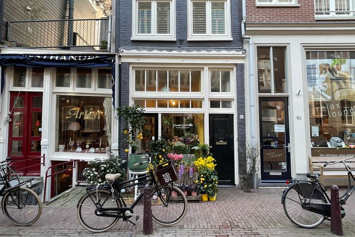 Kerkstraat 161, Amsterdam