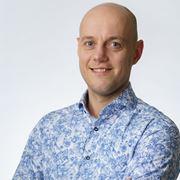 Pieter Quarré - Commercieel medewerker