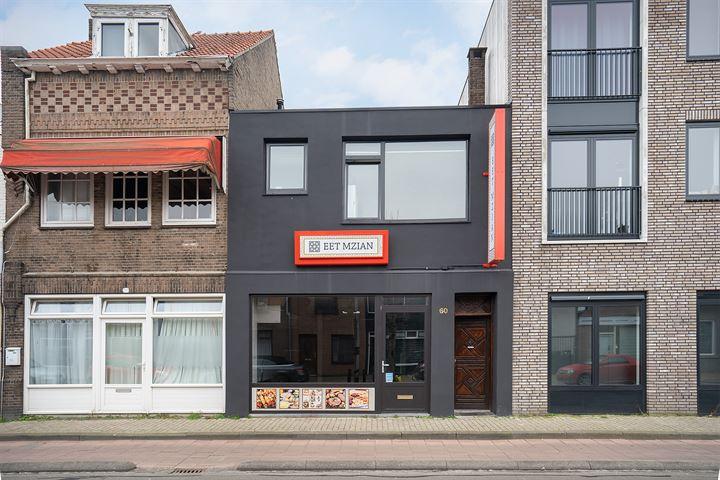 Broekhovenseweg 60, Tilburg