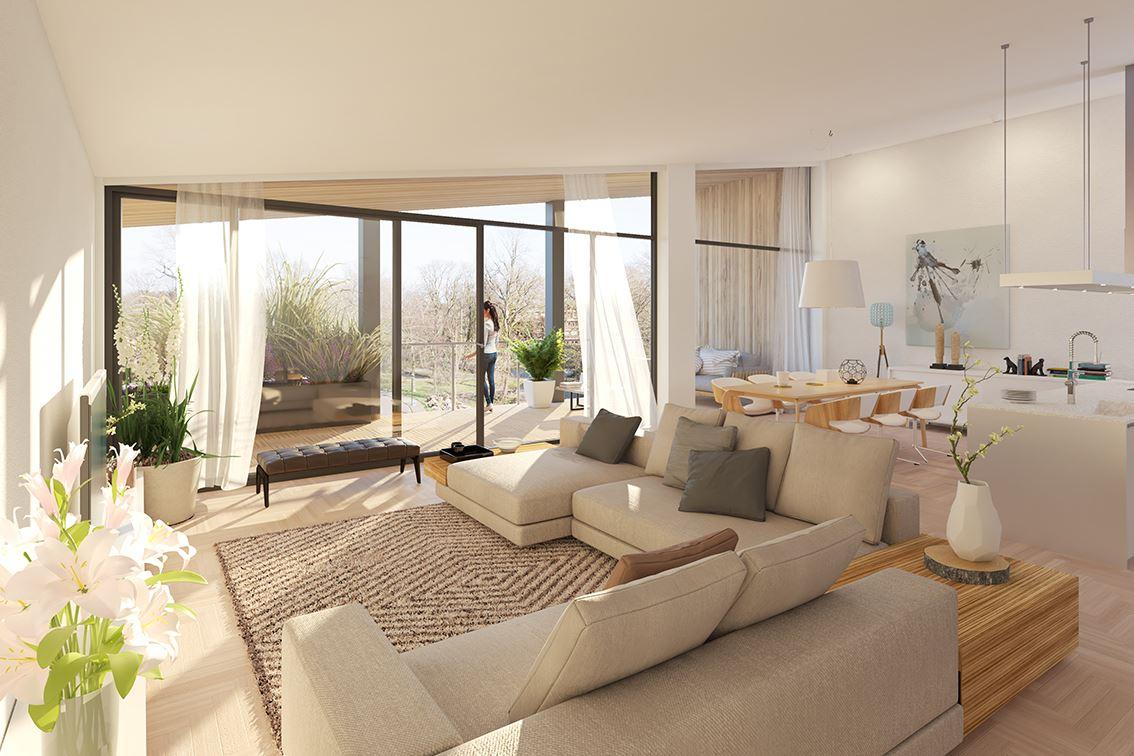Bekijk foto 1 van Penthouses (Bouwnr. 13)