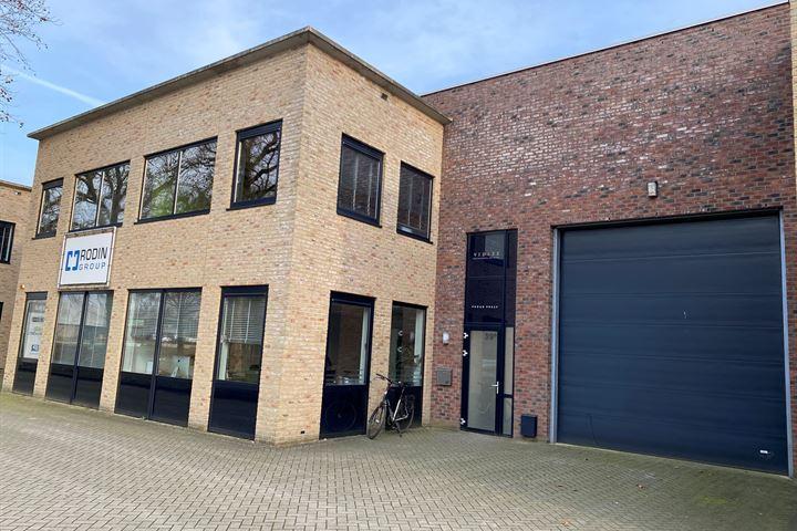 Anthonie Fokkerstraat 39 B, Barneveld