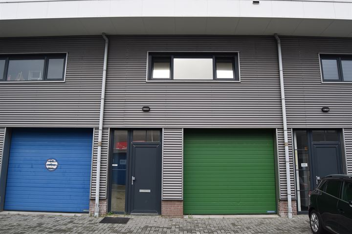 Calandstraat 88 D, Schiedam
