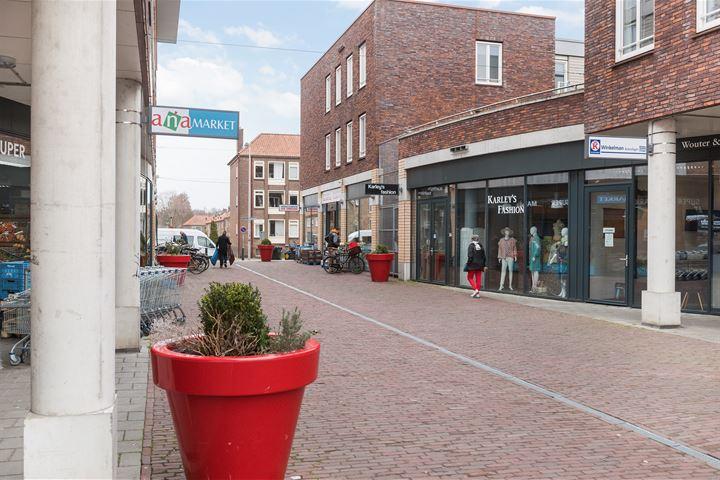 Zonstraat 36, Enschede