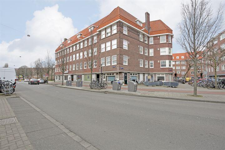 Krugerstraat 36, Amsterdam
