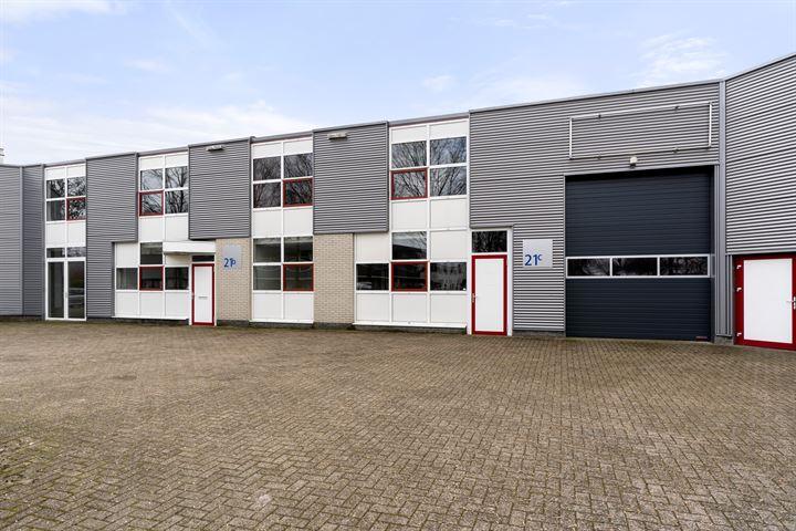 Kruisboog 21 B, Veenendaal
