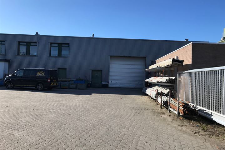 Fabriekstraat 25 a, Deurne