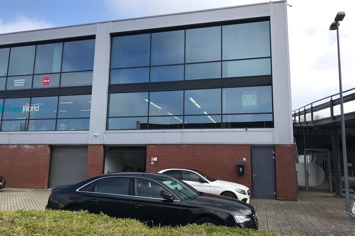 Einthovenstraat 3, Alkmaar