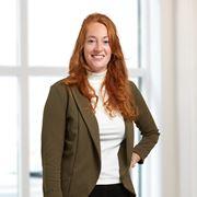 Alexandra de Gier - Secretaresse