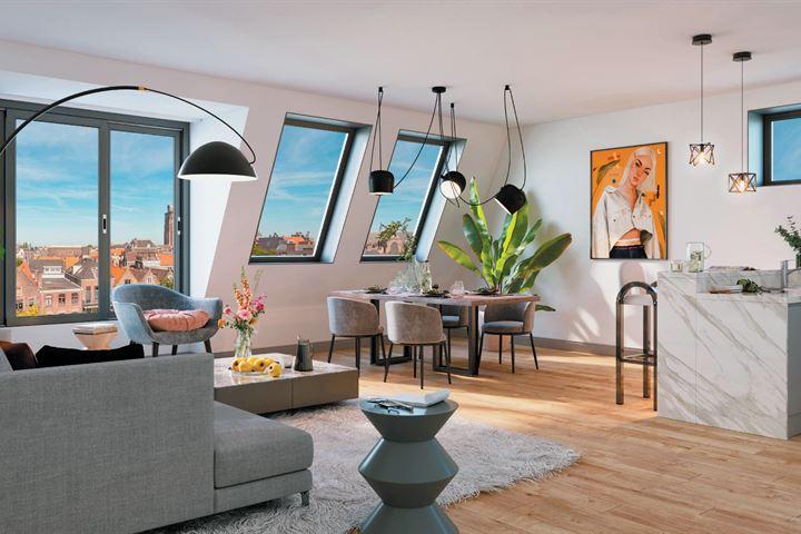 Appartementen Nieuwbouw (Bouwnr. 4)