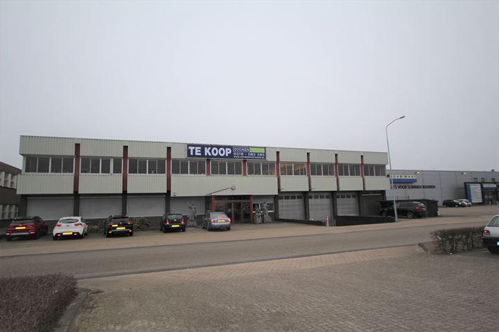 Lorentzstraat 2, Ede
