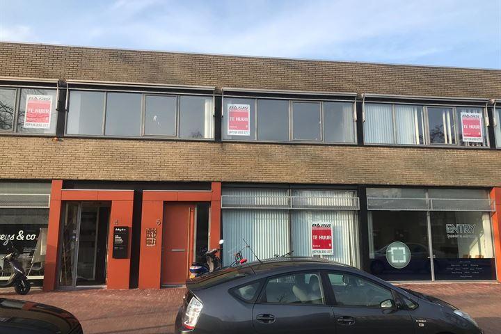 Maresingel 5, Leiden