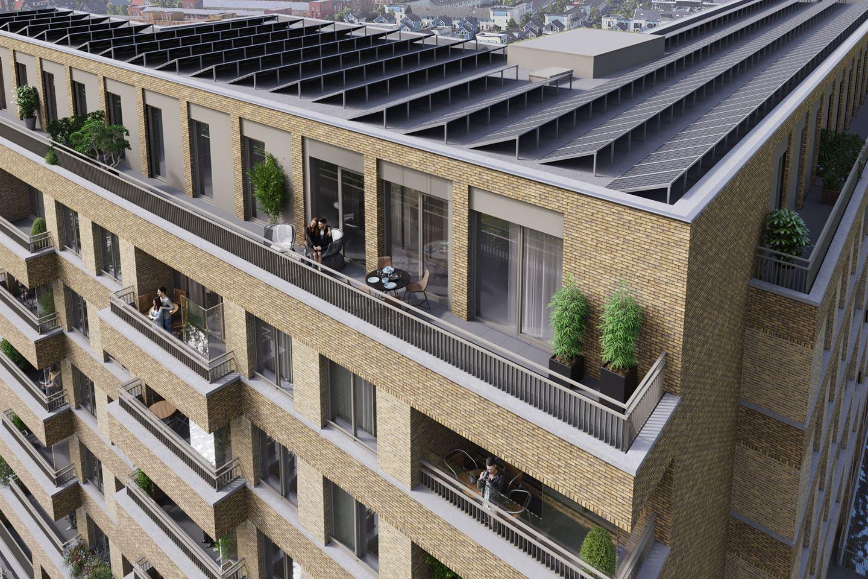 Bekijk foto 1 van Penthouse bnr. 83
