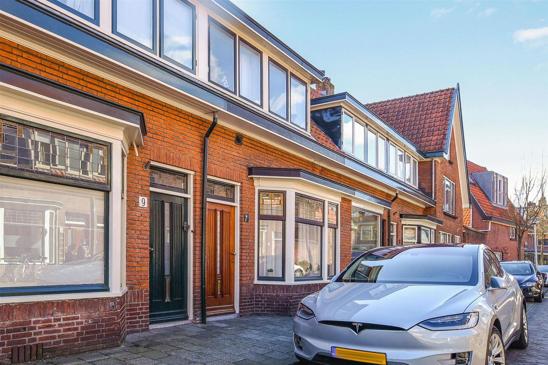 View photo 1 of Kapteynstraat 7