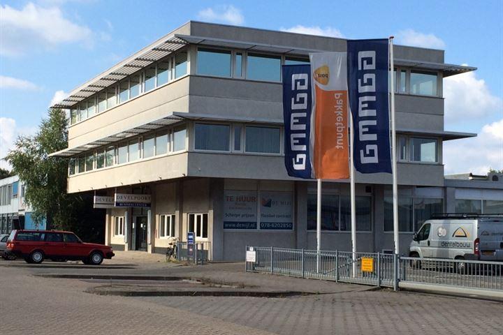 H.A. Lorentzstraat 4, Zwijndrecht