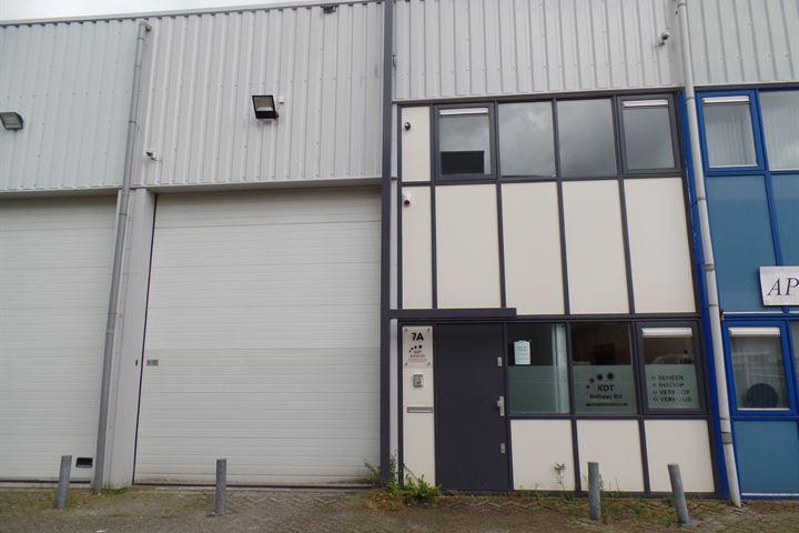 Argonstraat 7 a, Zoetermeer