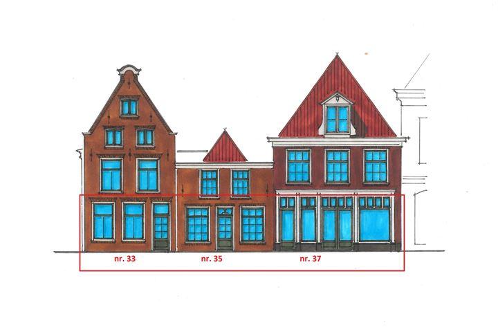 Nieuwstraat 33, Weesp