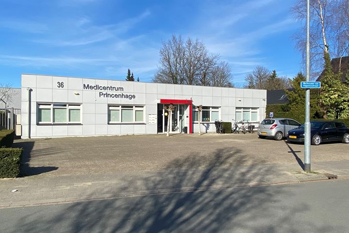 Wethouder van Haperenstraat 36 d, Breda