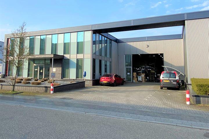 Pesetaweg 32, Nieuw-Vennep