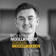 Jason van Rooijen - Commercieel medewerker