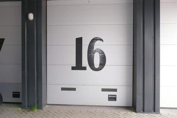 Biesland 2 C16, Beverwijk