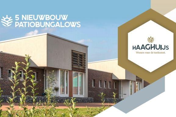 5 patiobungalows - Haaghuijs
