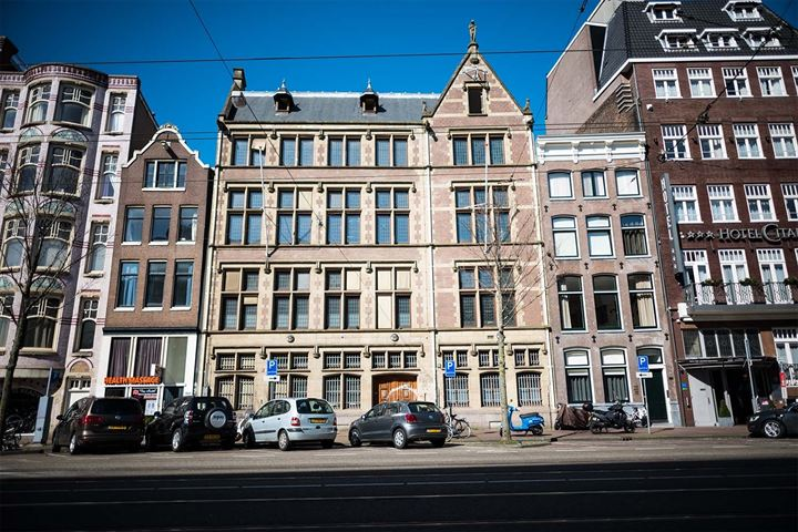 Nieuwezijds Voorburgwal 104, Amsterdam