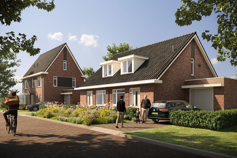 Bekijk foto 1 van Levensloopbestendige; bungalow - Type F (Bouwnr. 12)
