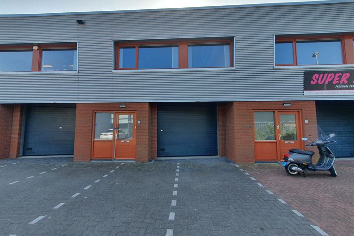 Argonweg 19, Almere