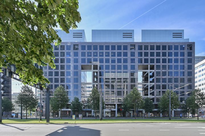Regus Rotterdam City Centre foto