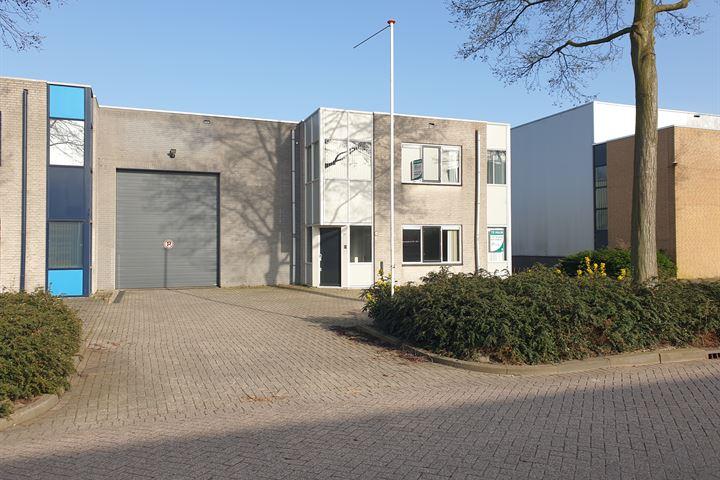 Ohmweg 69, Alblasserdam