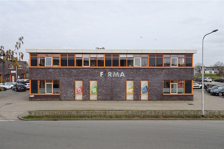 Tjalk 13 A 15A+B, Bodegraven