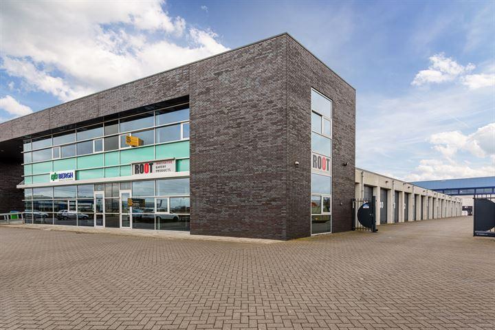 Klerkenveld 1, Roosendaal