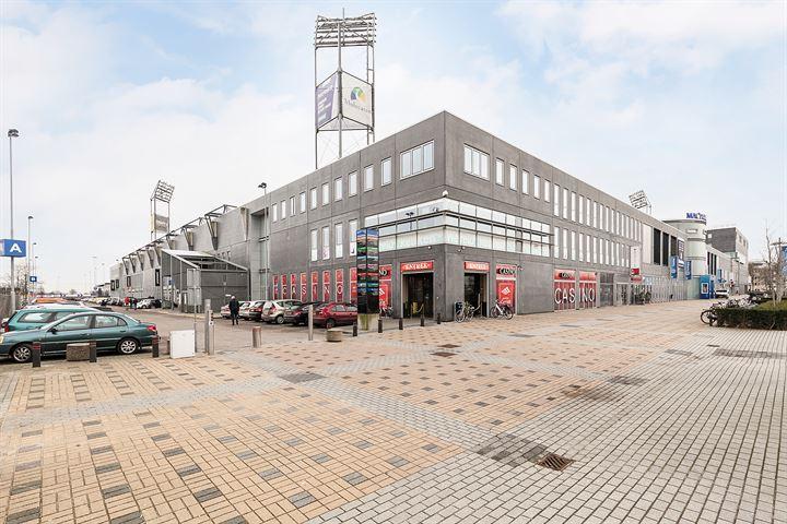 Stadionplein, Zwolle