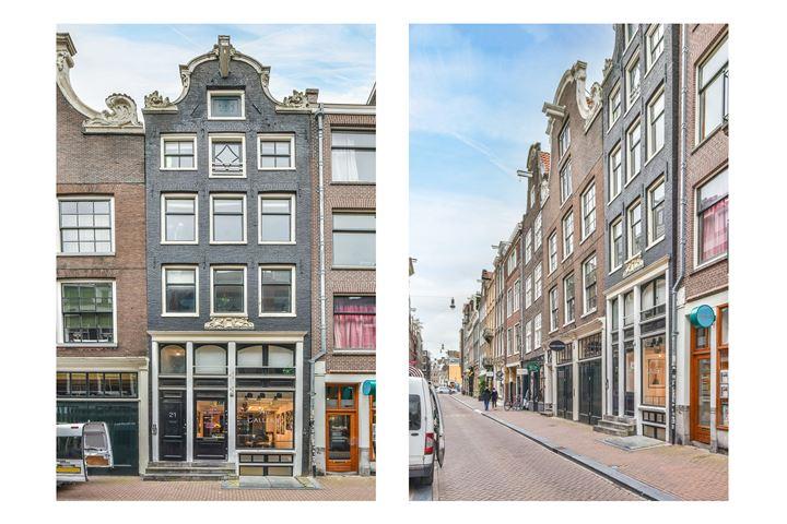 Huidenstraat 21 c, Amsterdam