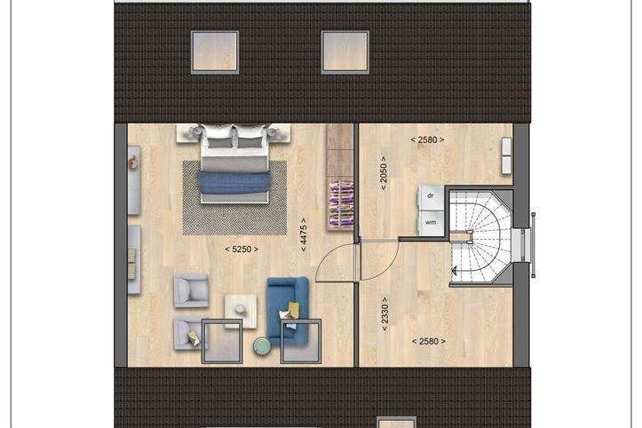 Bekijk foto 4 van Zonnekers - Het Koetshuis (Bouwnr. 34)