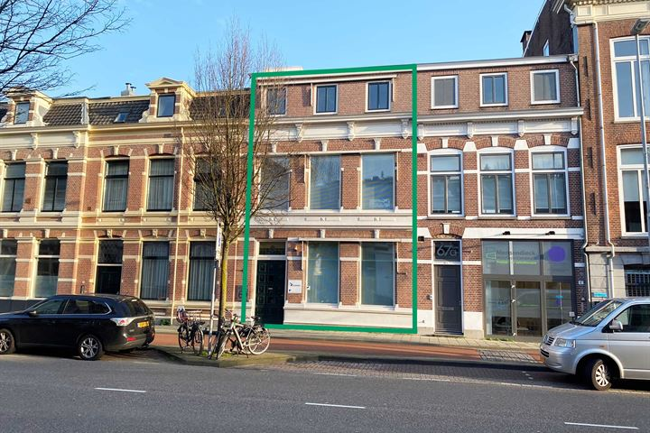 Zijlweg 69, Haarlem