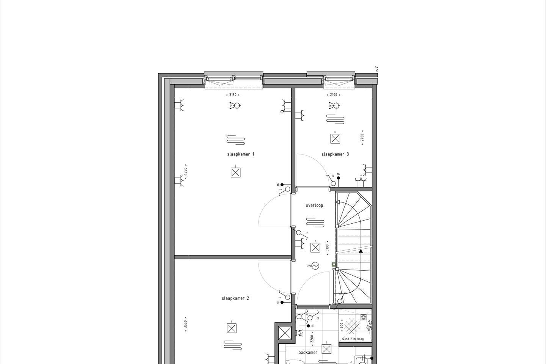 Bekijk foto 4 van Blok 12 - type veranda - HOEK (Bouwnr. 89)