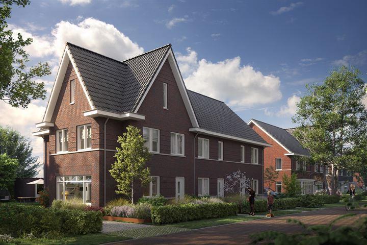Herenhuis - hoekwoning (Bouwnr. 20)