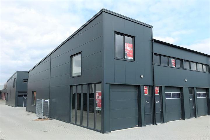 Olgerweg 2 A, Groningen