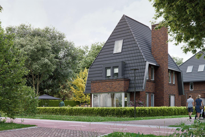 Bekijk foto 2 van Kloostersingel vrijstaand (Bouwnr. 53)