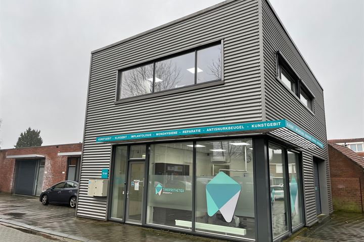 Tongerlose Hoefstraat 77 - 01, Tilburg