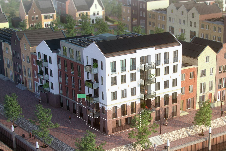 Bekijk foto 1 van Appartement type B (Bouwnr. 2)