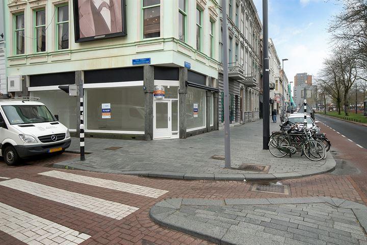 Mauritsweg 37, Rotterdam