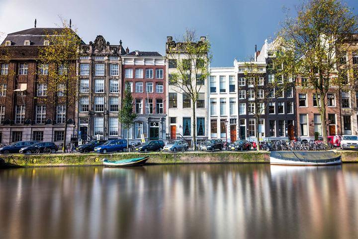 Office operators - Herengracht Amsterdam foto