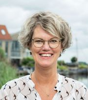 Aagje van der Veldt-Volberda - Office manager