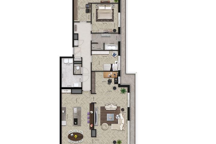 Fallingwater - Penthouse (Bouwnr. 63)