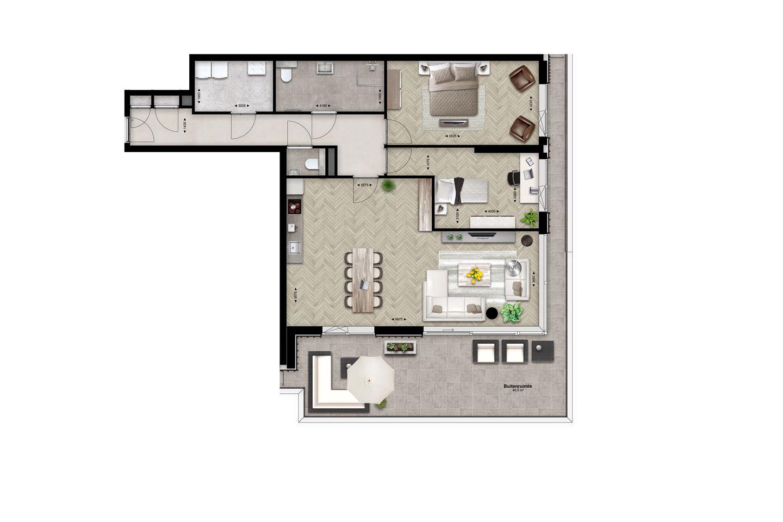 Bekijk foto 2 van Robie House - Allure (Bouwnr. 32)