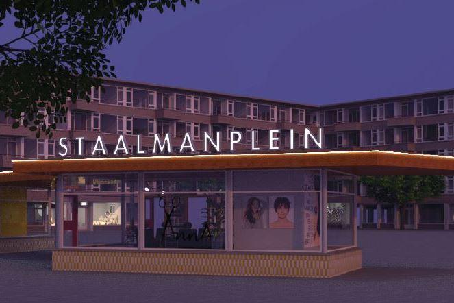 Bekijk foto 3 van Abraham Staalmanplein 12