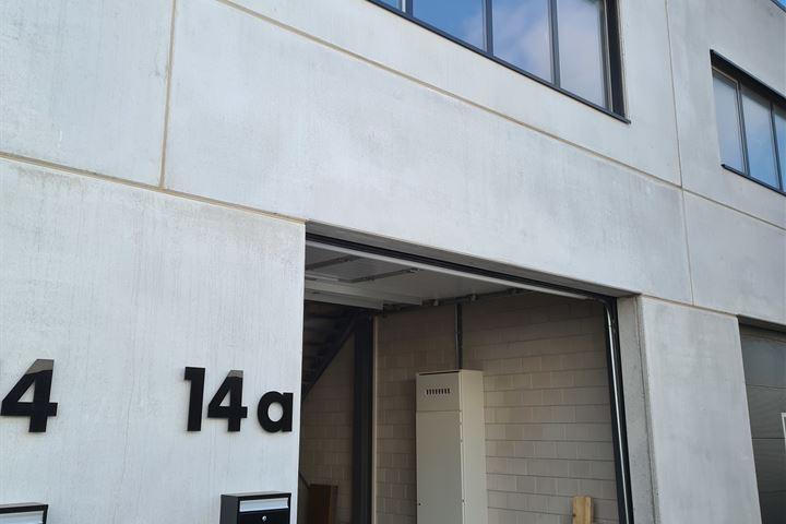 Hertzstraat 14 a, Zandvoort
