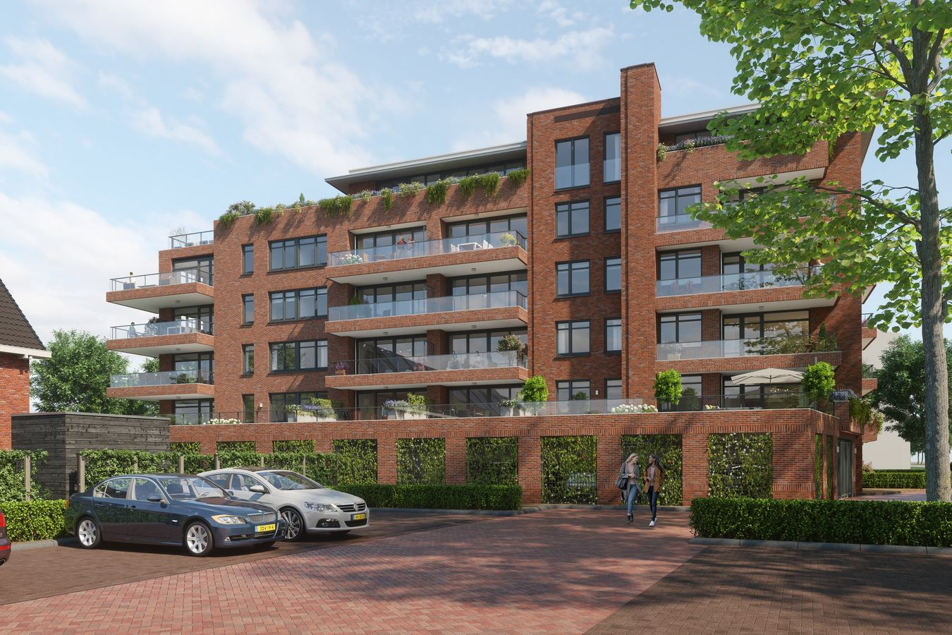 Bekijk foto 2 van Quatrebras Park Quartier II - appartementen (Bouwnr. 10)